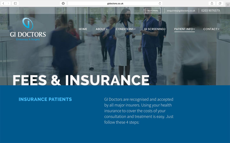 fees & insurance